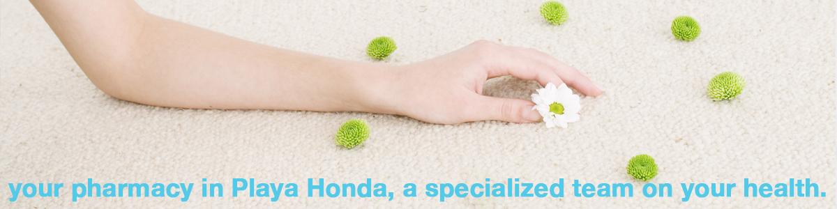 Farmacia Playa Honda Apotheke Playa Honda Chemist